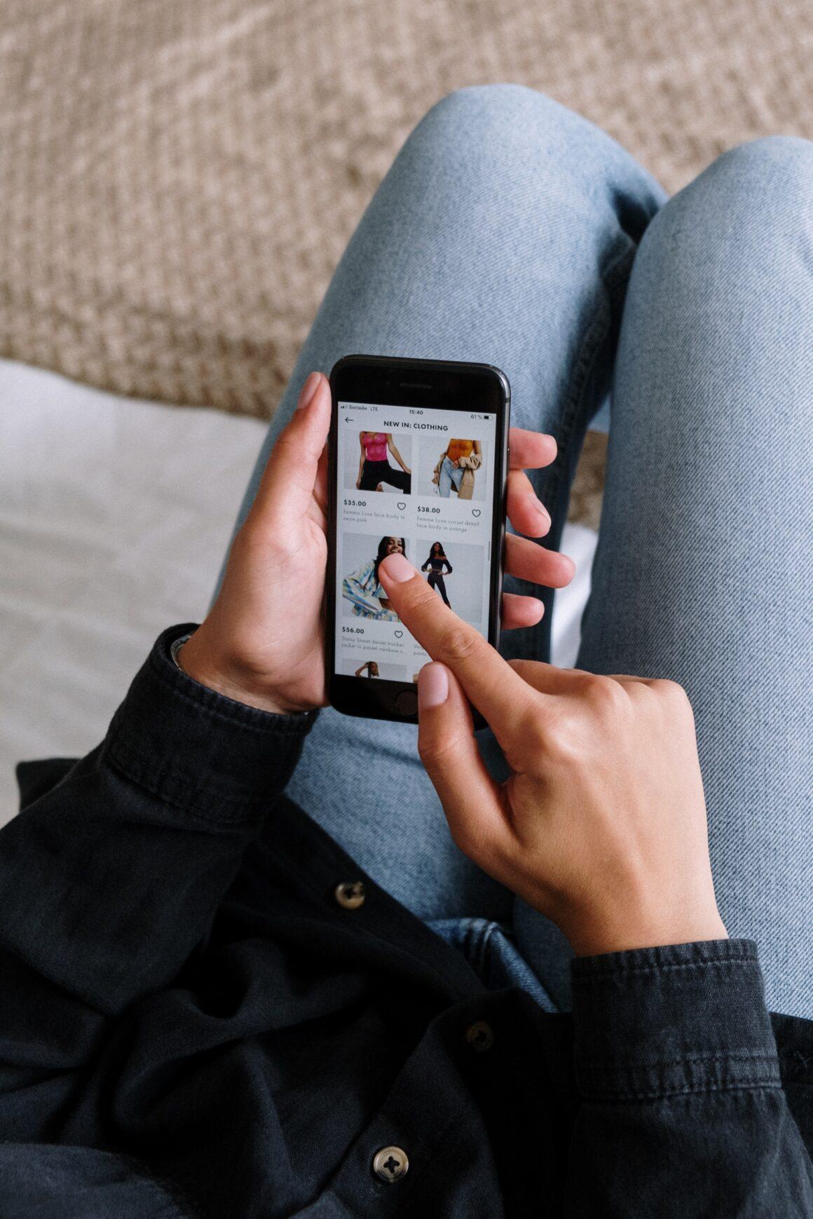cumpărături online în siguranță